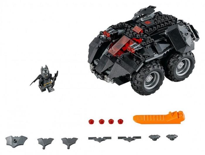 Купить Конструктор Lego Super Heroes 76112 Лего Супер Герои Бэтмобиль с дистанционным управлением