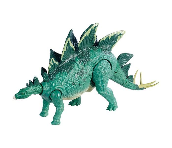 Игровые фигурки Mattel Фигурка динозавра Боевой удар Stego, Игровые фигурки - артикул:576266