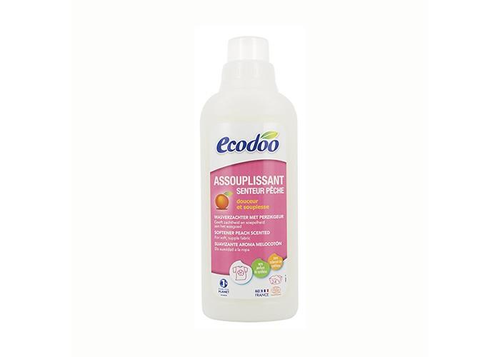 Ecodoo Кондиционер для белья с ароматом персика 750 мл