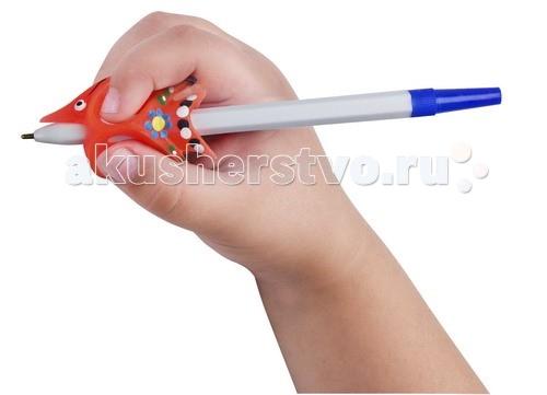 Канцелярия УникУМ Ручка-самоучка тренажер для исправления техники письма ручка тренажер для исправления техники письма