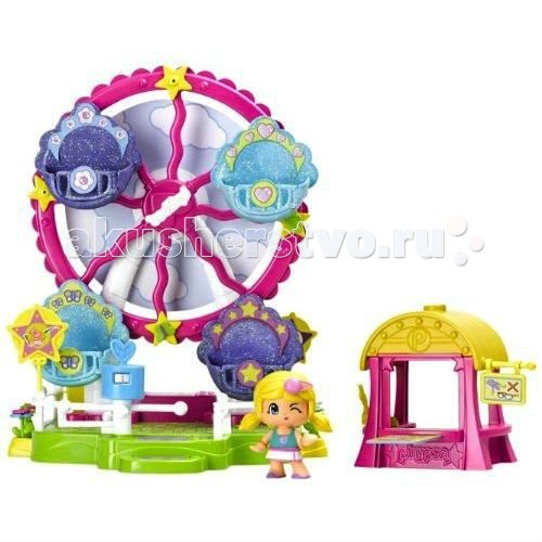 Famosa Набор Пинипон колесо обозрения набор 2 кукол famosa пинипон чемпионы аксесс 2 в ассорт