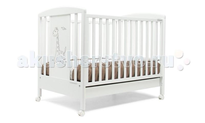 Детская кроватка Foppapedretti Raffy