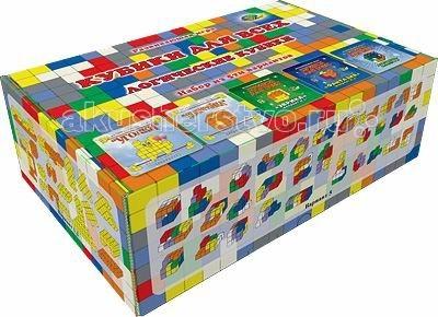 Развивающие игрушки Корвет Логические кубики логические игрушки