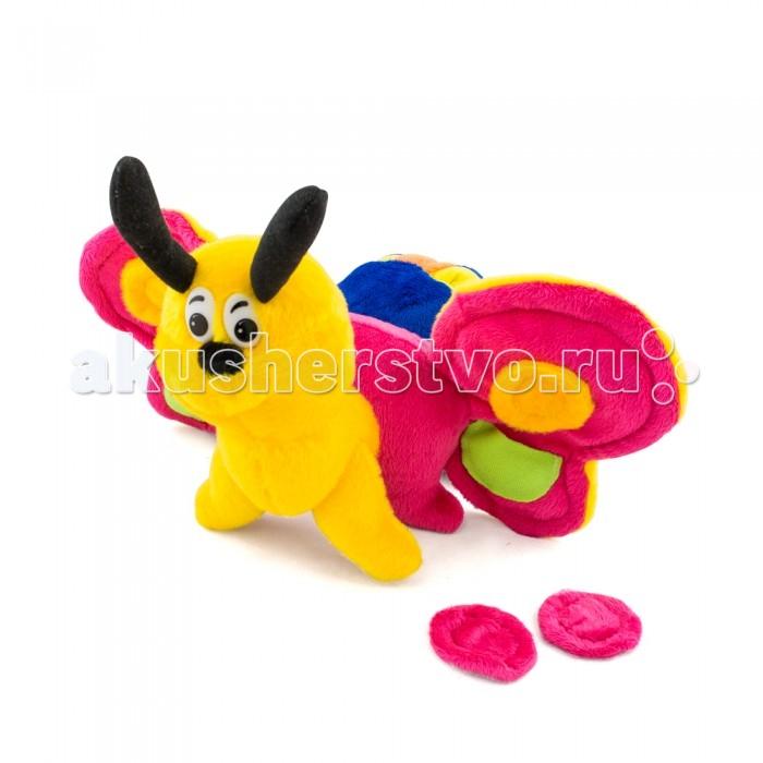 Мягкие игрушки Pic`n Mix Гусеница-бабочка настольные игры pic nmix