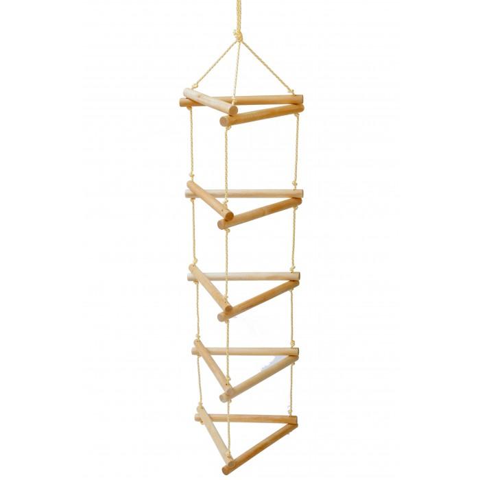 Купить Спортивные комплексы, Ранний старт Веревочная лестница треугольная