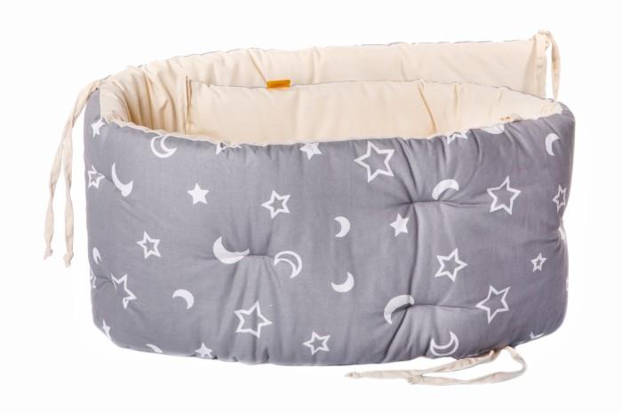 Бортик в кроватку HoneyMammy Small Night Sky