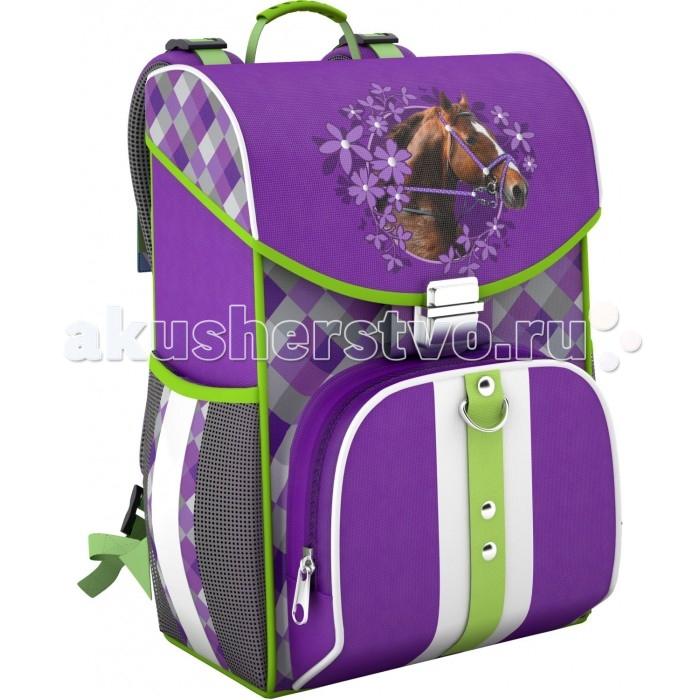 Купить Школьные рюкзаки, Erich Krause Generic Ранец с эргономичной спинкой Wild Horse