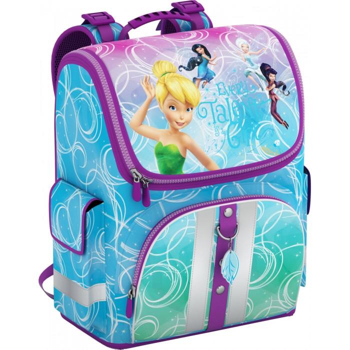 Купить Школьные рюкзаки, Disney Light Ранец раскладной Феи Цветочная вечеринка