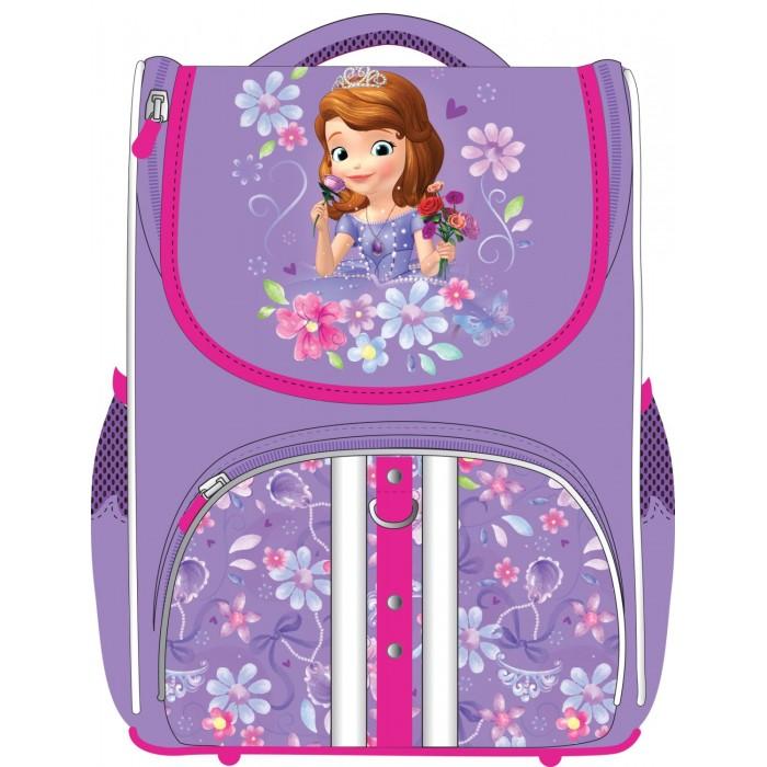 Купить Школьные рюкзаки, Disney Prime Ранец раскладной Sofia in Flowers