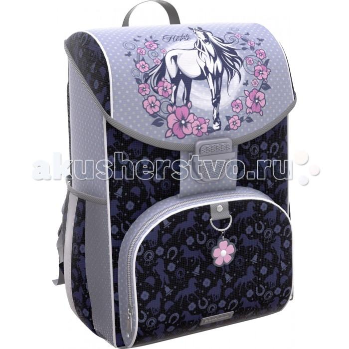 Купить Школьные рюкзаки, Erich Krause Ранец ErgoLine White Horse 15 л