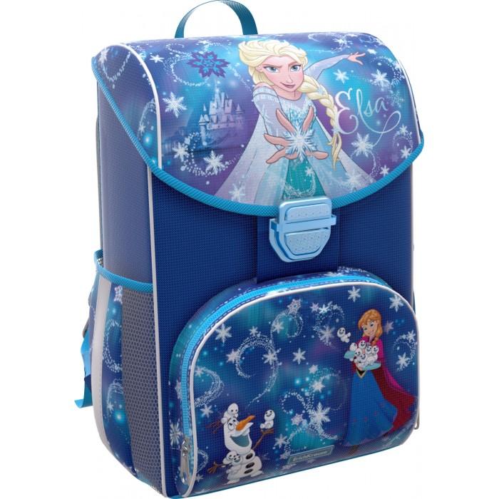Купить Школьные рюкзаки, Erich Krause Ранец ErgoLine Холодное сердце Эльза и волшебство Северного сияния 15 л