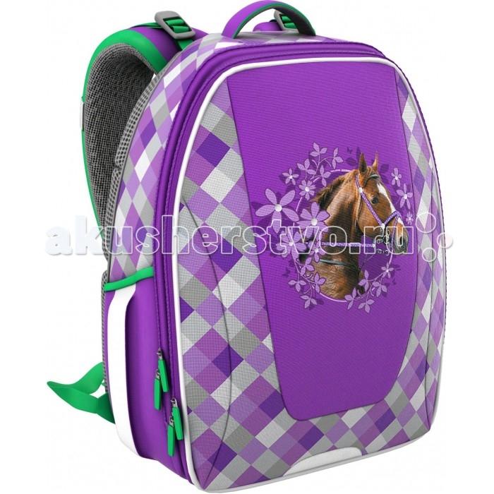 Купить Школьные рюкзаки, Erich Krause Рюкзак школьный с эргономичной спинкой Multi Pack mini Wild Horse