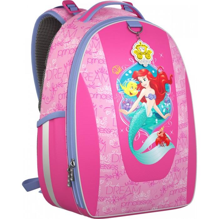 Купить Школьные рюкзаки, Disney Princess Рюкзак школьный с эргономичной спинкой Multi Pack mini Королевский бал