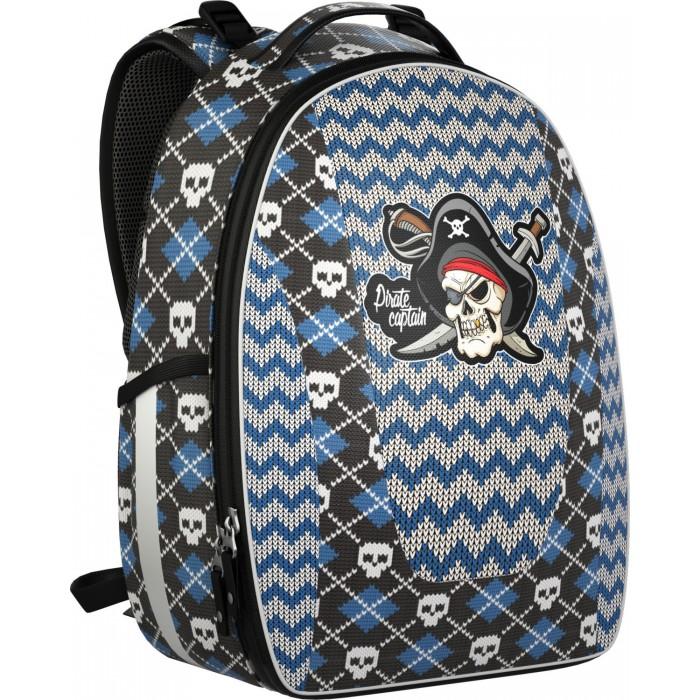 Школьные рюкзаки, Erich Krause Рюкзак школьный с эргономичной спинкой Multi Pack mini Pirates  - купить со скидкой