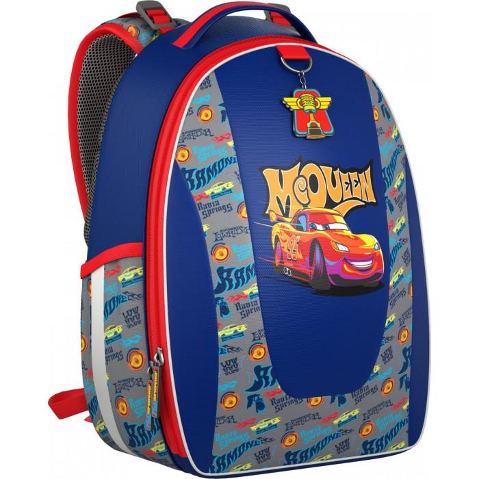 Тачки Рюкзак школьный с эргономичной спинкой Multi Pack mini Ретро ралли