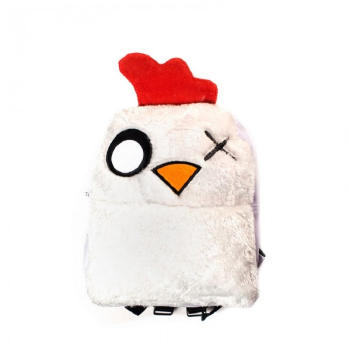 Школьные рюкзаки Bioworld Рюкзак Freaks And Friends Chicken Mini Backpack