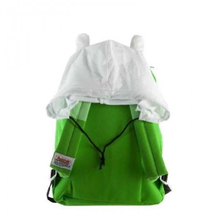 Школьные рюкзаки Bioworld Рюкзак Adventure Time Finns Bag c капюшоном, Школьные рюкзаки - артикул:578841