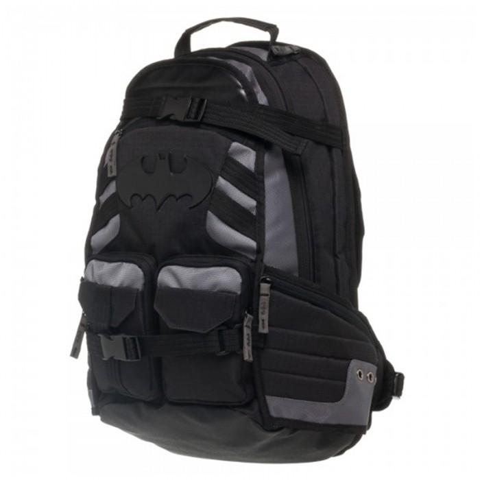 Купить Школьные рюкзаки, Bioworld Рюкзак Batman backpack