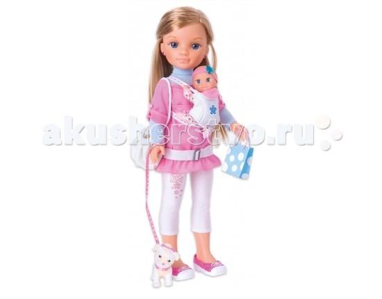 Famosa Кукла Нэнси с любимой сестренкой famosa кукла нэнси ловит бабочек