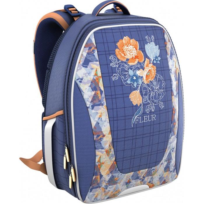 Купить Школьные рюкзаки, Erich Krause Рюкзак с эргономичной спинкой Multi Pack La'Fleur