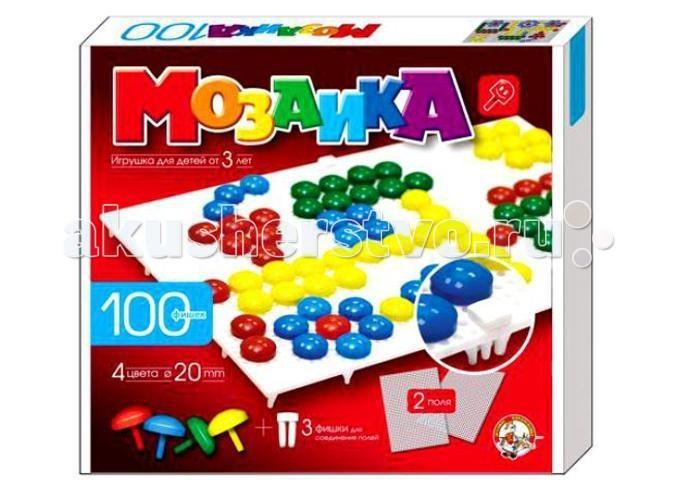 Мозаика Тридевятое царство Мозаика 00979 мозаика тридевятое царство магнитная мозаика 100 шестигранных фишек 00961