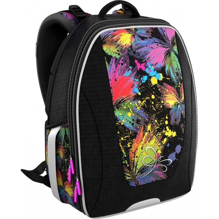 Школьные рюкзаки Erich Krause Рюкзак с эргономичной спинкой Multi Pack Neon erich krause рюкзак школьный neon