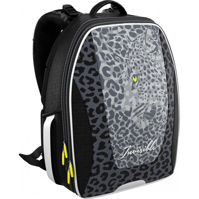 Купить Школьные рюкзаки, Erich Krause Рюкзак с эргономичной спинкой Multi Pack Leopard