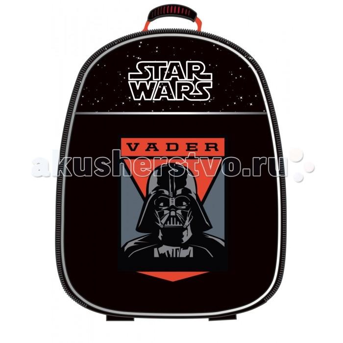 Школьные рюкзаки Star Wars Рюкзак с эргономичной спинкой Com Style, Школьные рюкзаки - артикул:579351