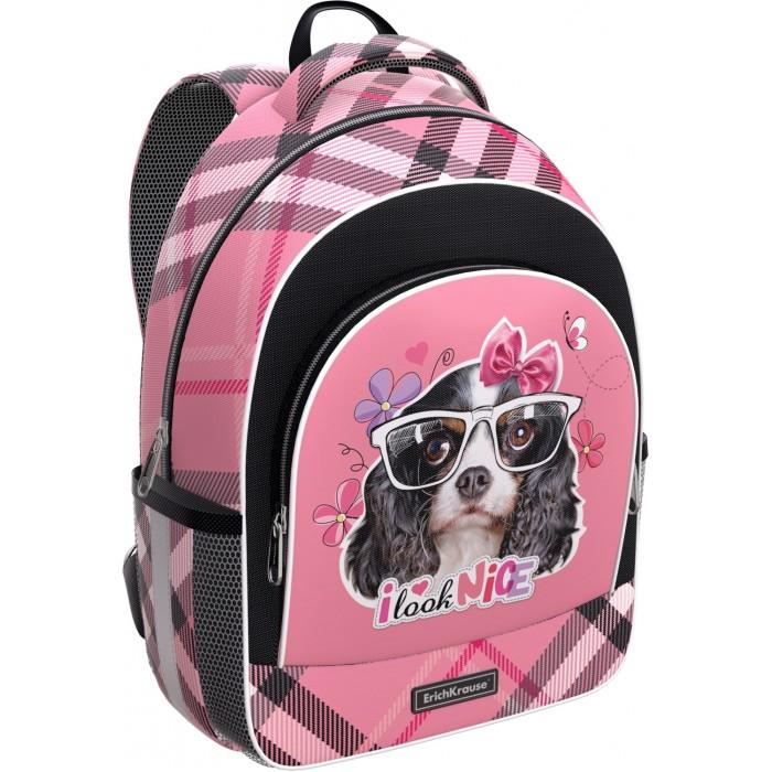 Купить Школьные рюкзаки, Erich Krause Рюкзак ErgoLine Clever Dog 14 л