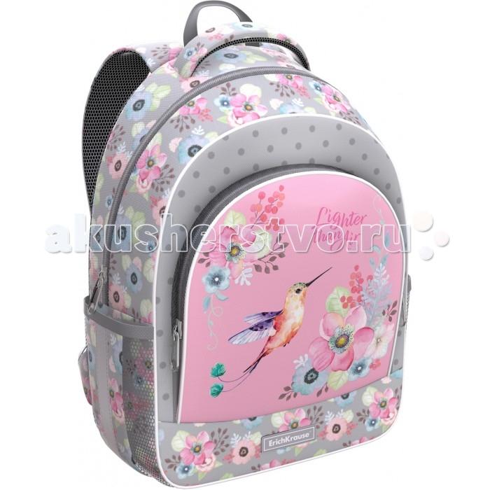 Школьные рюкзаки Erich Krause Рюкзак ErgoLine Colibri 14 л, Школьные рюкзаки - артикул:579386