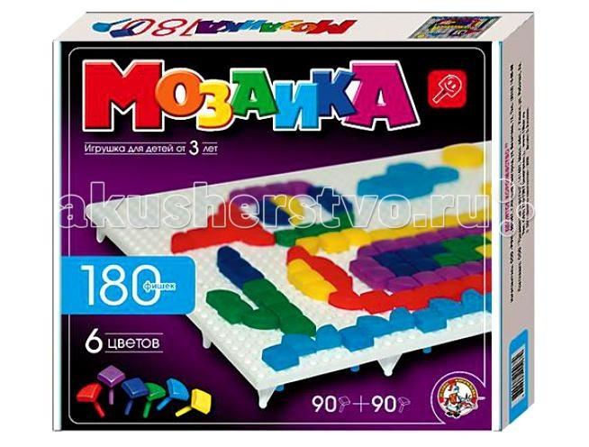 Мозаика Тридевятое царство Мозаика (180 элементов) 00968 мозаика тридевятое царство мозаика 90 элементов 00964