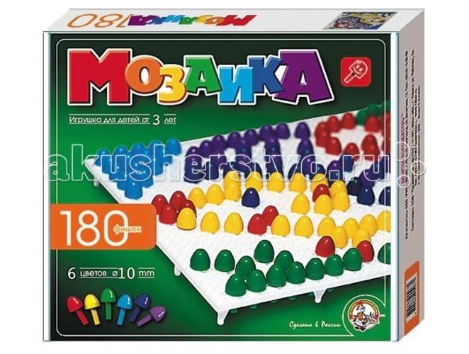 Мозаика Тридевятое царство Мозаика (180 элементов) 00974 мозаика тридевятое царство мозаика круглая