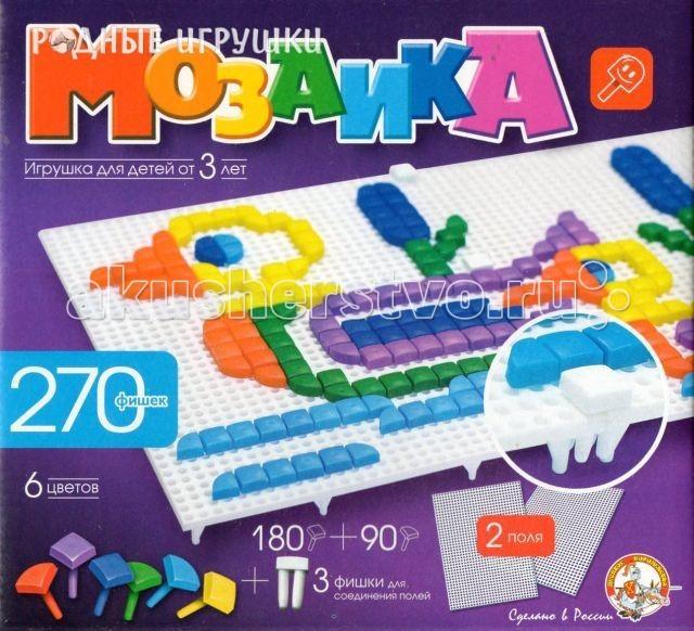 Мозаика Тридевятое царство Мозаика (270 элементов) 00977 мозаика тридевятое царство мозаика 120 элементов 00965