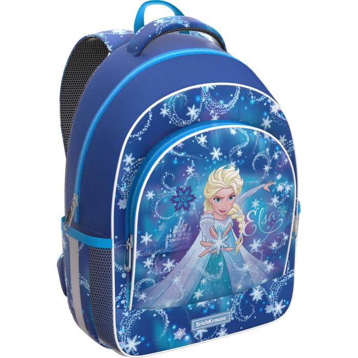 Школьные рюкзаки Erich Krause Рюкзак ErgoLine Холодное сердце Эльза и волшебство Северного сияния 14 л, Школьные рюкзаки - артикул:579451