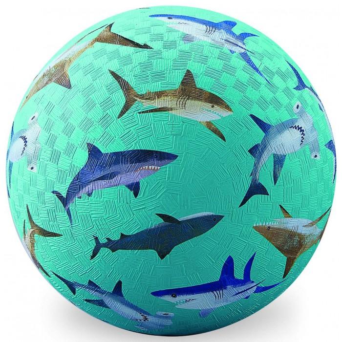 Мячики и прыгуны Crocodile Creek Мяч Акулы 13 см