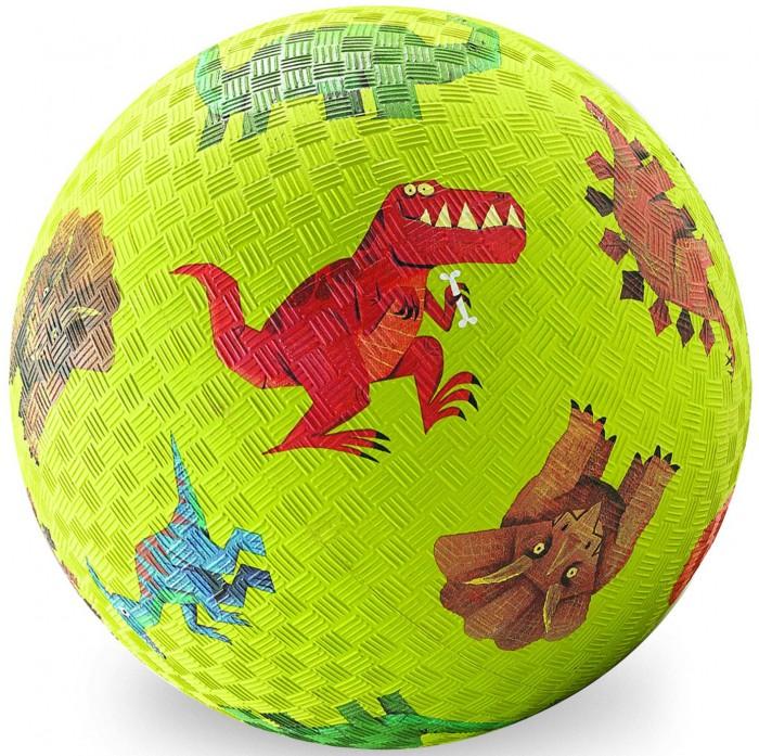 Мячики и прыгуны Crocodile Creek Мяч Динозавры 18 см