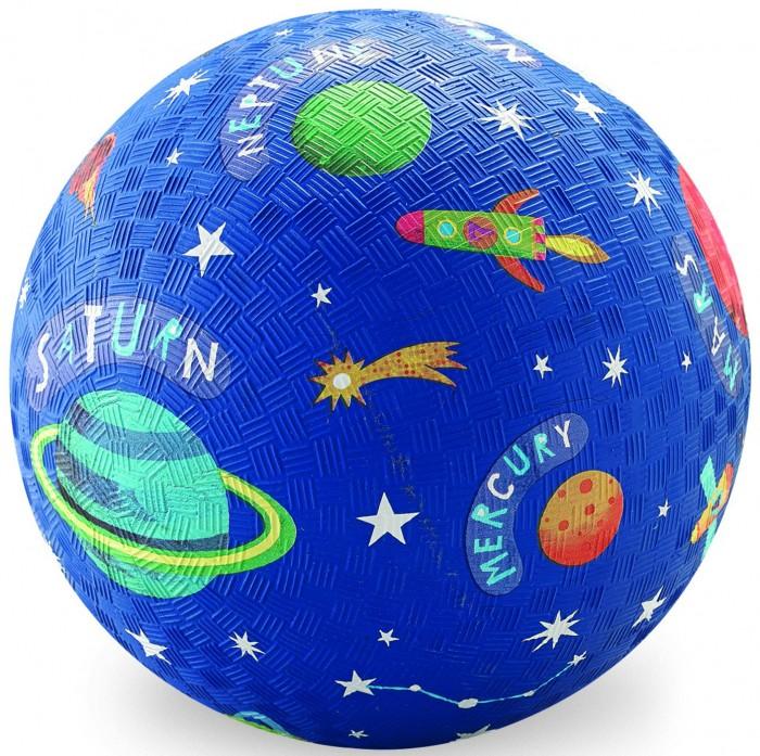 Мячики и прыгуны Crocodile Creek Мяч Солнечная система 18 см heliox система тросов 190х70 см