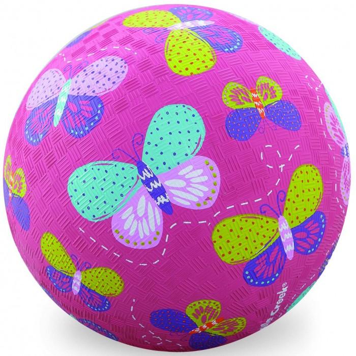 Мячики и прыгуны Crocodile Creek Мяч Бабочки 18 см
