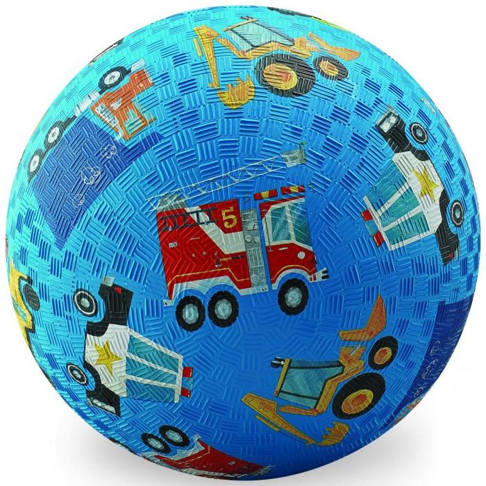 Мячики и прыгуны Crocodile Creek Мяч Машинки 18 см