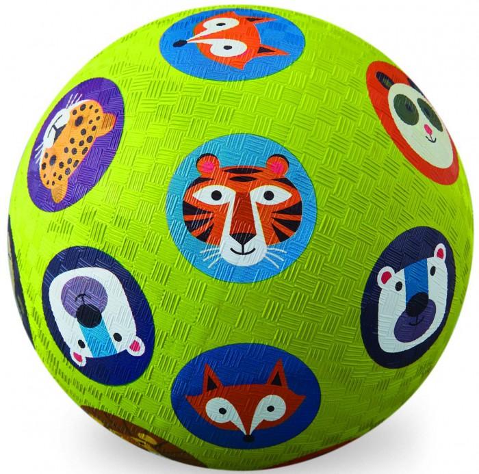 Мячики и прыгуны Crocodile Creek Мяч Джунгли Джамбори 18 см