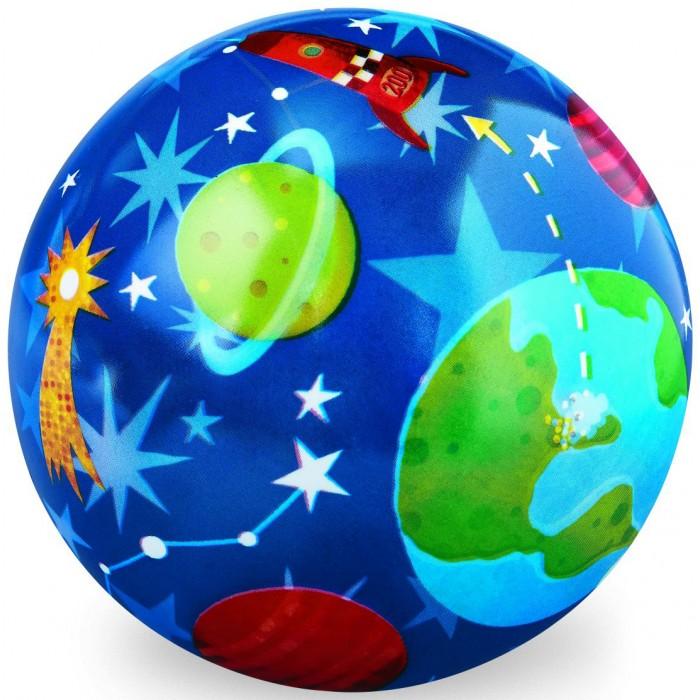 Мячики и прыгуны Crocodile Creek Мяч Солнечная система 10 см heliox система тросов 190х70 см