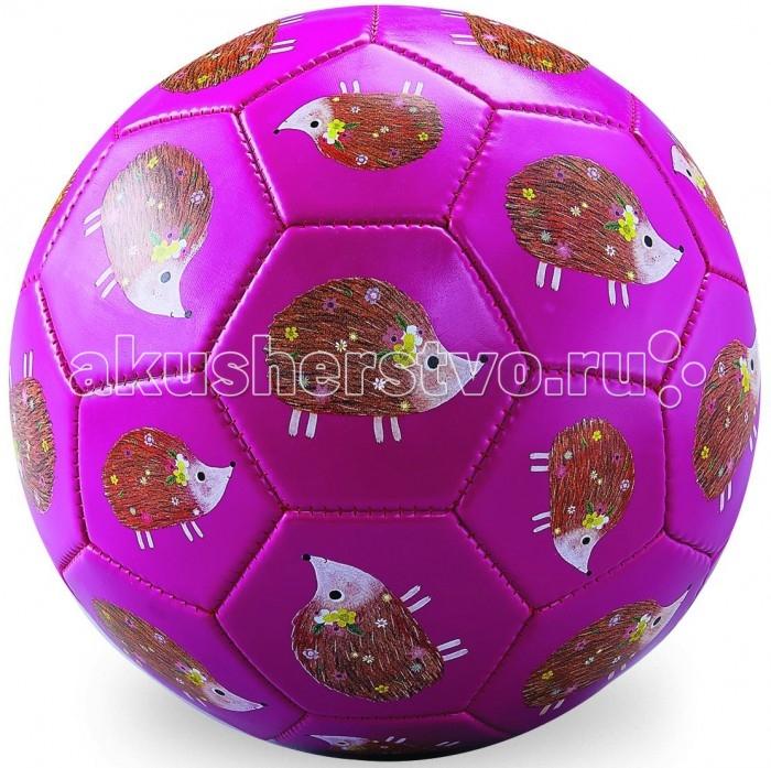 Мячи Crocodile Creek Футбольный мяч Ежик 18 см мячи crocodile creek футбольный мяч акулы 18 см