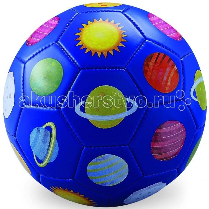 Мячи Crocodile Creek Футбольный мяч Солнечная система 18 см мячи crocodile creek футбольный мяч акулы 18 см