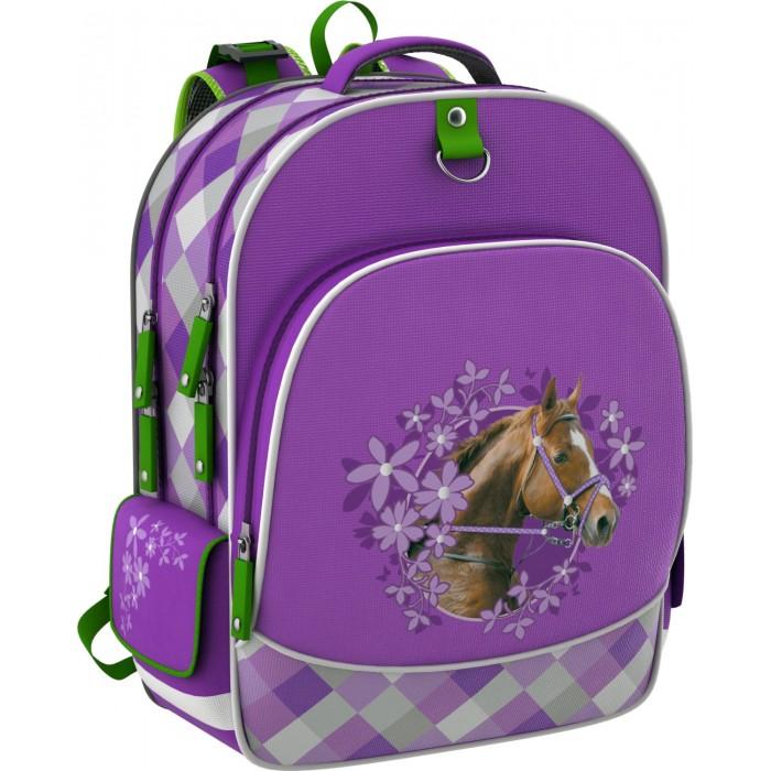 Купить Школьные рюкзаки, Erich Krause Рюкзак школьный Wild Horse