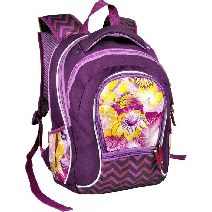 Купить Школьные рюкзаки, Erich Krause Рюкзак школьный Mistic Flowers
