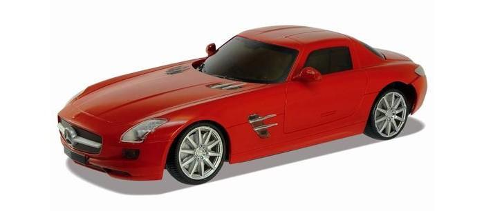 Машины Welly Радиоуправляемая модель машины 1:24 Mercedes-Benz SLS AMG welly 84002 велли радиоуправляемая модель машины 1 24 mercedes benz sls amg