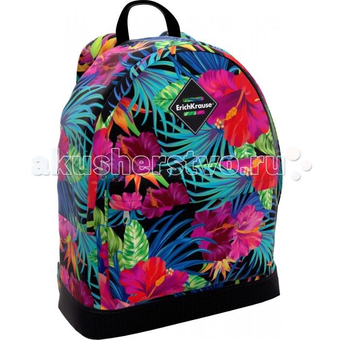 Школьные рюкзаки Erich Krause Рюкзак EasyLine Flowers 17 л, Школьные рюкзаки - артикул:580056