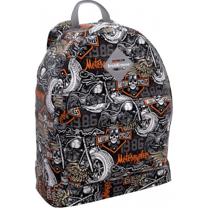Купить Школьные рюкзаки, Erich Krause Рюкзак EasyLine Motostyle 17 л