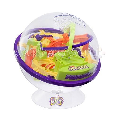 Игры для школьников Spin Master Головоломка Perplexus Original 100 барьеров, Игры для школьников - артикул:58018