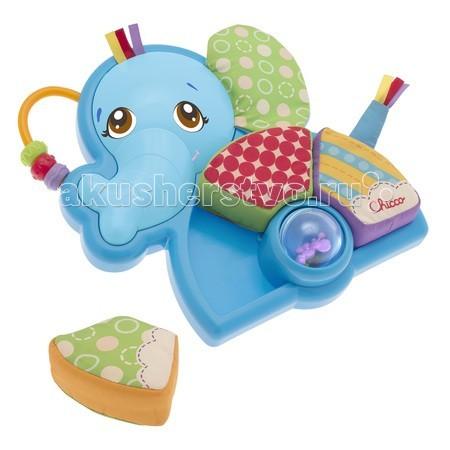 Погремушки Chicco Мистер Слоненок 7205 погремушки chicco погремушка слоненок